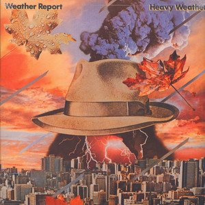 WEATHER REPORT - Heavy weather - LP