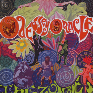 Zombies Odessey And Oracle Vinyl Records Lp Cd On Cdandlp