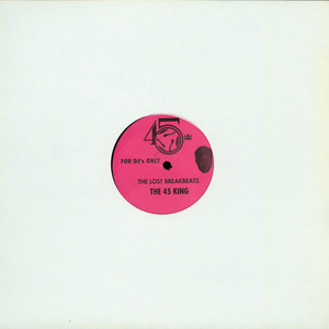 45 KING, THE - The Lost Breakbeats - The Pink Album - LP