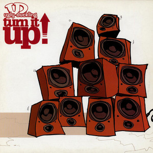 UGLY DUCKLING - Turn It Up - Maxi x 1