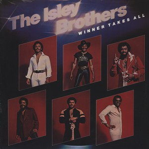 ISLEY BROTHERS, THE - Winner Takes All - 33T x 2