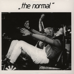 NORMAL, THE - Warm Leatherette / Tvod - 7inch x 1