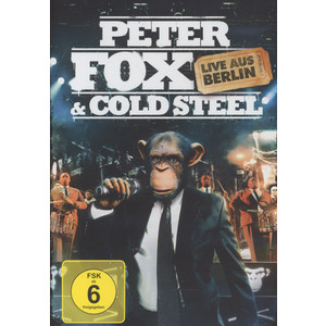 PETER FOX - Peter Fox & Cold Steel - Live aus Berlin - DVD