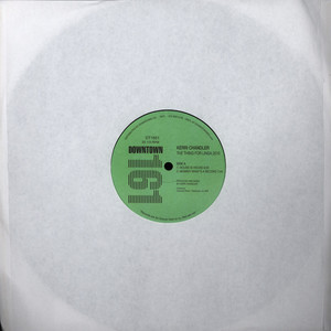 KERRI CHANDLER - The Thing For Linda 2010 - 12 inch x 1