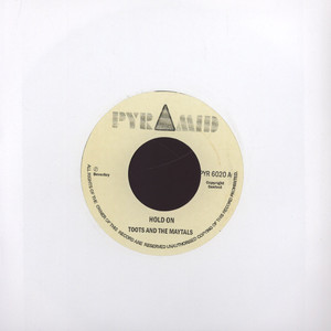 TOOTS & THE MAYTALS / ROLAND ALPHONSO - Hold On / On The Move - 7inch x 1