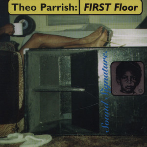 THEO PARRISH - First Floor - CD