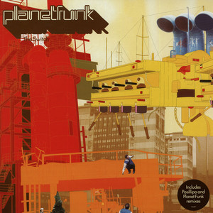 PLANET FUNK - The Switch - 12 inch x 1