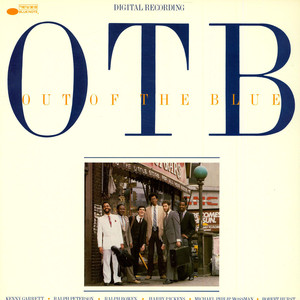 OUT OF THE BLUE - O.T.B. - 33T