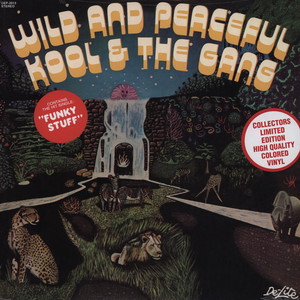 KOOL & THE GANG - Wild And Peaceful - 33T