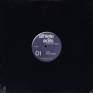 PAT LES STACHE - Athlete Edits Volume 1 - 12 inch x 1
