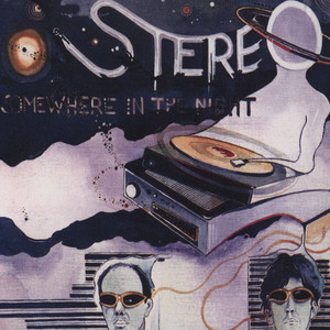 STEREO - Somewhere In The Night - CD