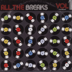 ALL THE BREAKS - Volume 1 - 33T