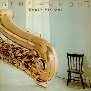 GENE AMMONS - Early Visions - 33T x 2