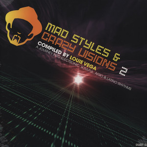 LOUIE VEGA - Mad Styles And Crazy Visions Volume 2 Part A - LP x 2