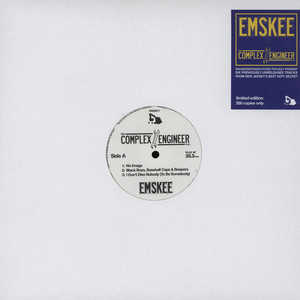 Emskee The Complex Engineer EP