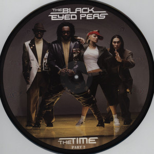BLACK EYED PEAS - The Time Remixes Part 2 - 12 inch x 1