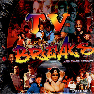 V.A. - TV Breaks (And Sound Effects) Vol. 1 - LP 2枚