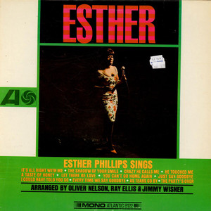 ESTHER PHILLIPS - Esther - LP