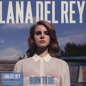 LANA DEL REY - Born To Die - 33T