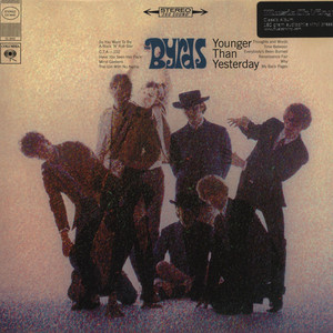 BYRDS, THE - Younger Than Yesterday - 33T