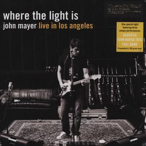 JOHN MAYER - Where The Light Is - LP x 4