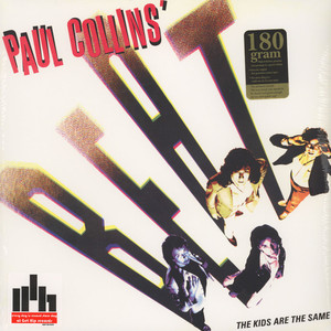 PAUL COLLINS BEAT - The Kids Are The Same - 33T