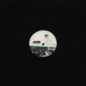 NYNFUS CORPORATION - Re-Cut Mash-Up EP - Maxi x 1