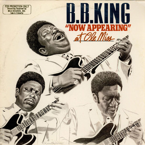 B.B. KING - B.B. King Now Appearing At Ole Miss - LP x 2