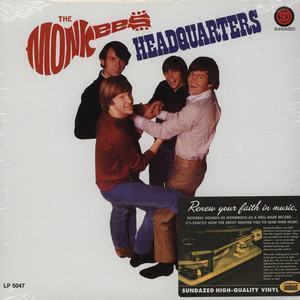 MONKEES, THE - Headquarters - 33T