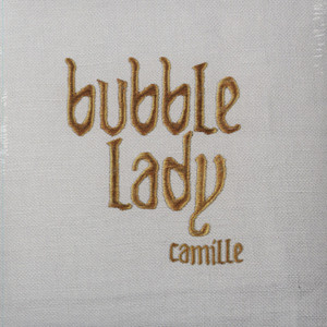 CAMILLE - Bubble Lady - 7inch x 1