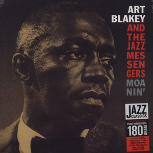 ART BLAKEY & JAZZ MESSENGERS - Moanin - 33T