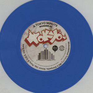 NICKODEMUS - A Tokyo Minute - 7inch x 1