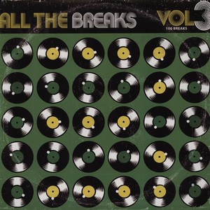 ALL THE BREAKS - Volume 3 - 33T