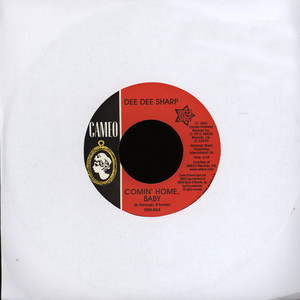 DEE DEE SHARP - Comin' Home Baby - 45T x 1