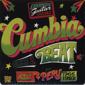 V.A. - Cumbia Beat Volume 2 - CD x 2