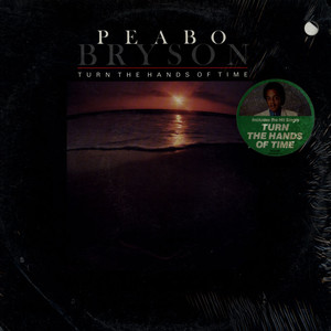 PEABO BRYSON - Turn The Hands Of Time - 33T