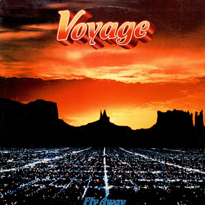 VOYAGE - Fly Away - 33T