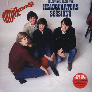 MONKEES - Selections From The Headquarters Sessions - 33T