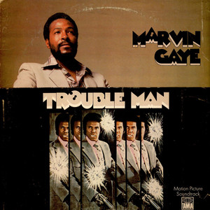 MARVIN GAYE - OST Trouble Man - LP