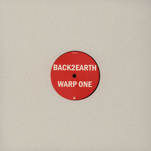 BACK 2 EARTH / WOOLPH (PHIL ASHER) - Warp One - 12 inch x 1