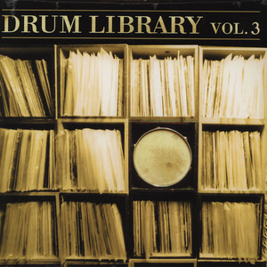 DJ PAUL NICE - Drum Library Volume 3 - 33T