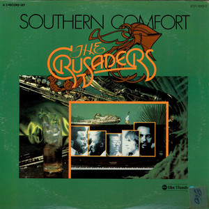 THE CRUSADERS - Southern Comfort - LP x 2