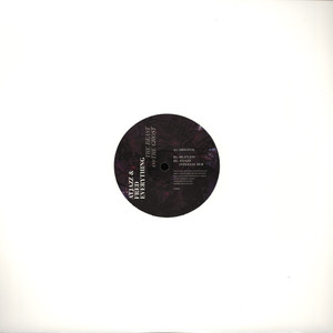 ATJAZZ & FRED EVERYTHING - The Beast And The Ghost - 12 inch x 1