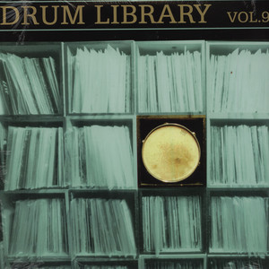 DJ PAUL NICE - Drum Library Volume 9 - 33T