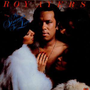ROY AYERS - No Stranger To Love - 33T