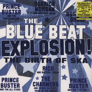 V.A. - The Blue Beat Explosion - LP