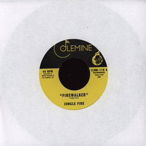 JUNGLE FIRE - Firewalker - 45T x 1