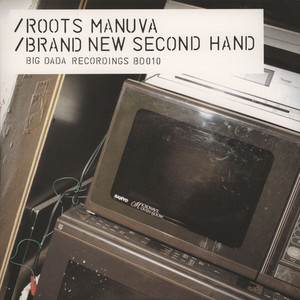 ROOTS MANUVA - Brand New Second Hand - 33T x 2