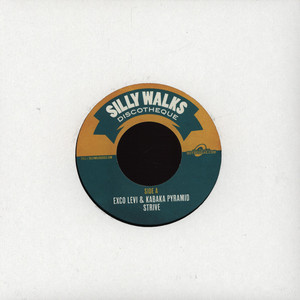 EXCO LEVI & KABAKA PYRAMID / LUTAN FYAH - Strive / Lonesome Soldier - 45T x 1