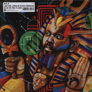 RAS G - Back On The Planet - 33T x 2